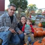Karen Marie Chase pumpkin patch
